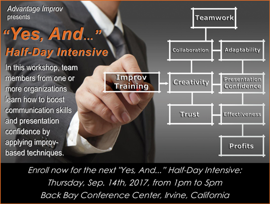 yes and half day intensive workshop